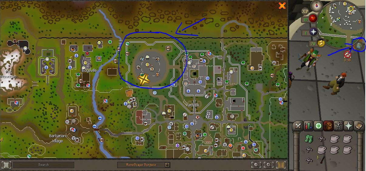 How to make gp on runescape 08 famenerds if you play runescape you will already know how to get to the grand exchange but if you dont here is a map gumiabroncs Image collections